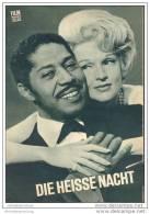 FILM FÜR SIE - Progress-Filmprogramm 15/68 - Die Heisse Nacht - Film & TV
