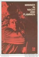 FILM FÜR SIE - Progress-Filmprogramm 16/68 - Männer In Nacht Und Flammen - Film & TV