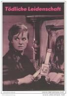 FILM FÜR SIE - Progress-Filmprogramm 18/68 - Tödliche Leidenschaft - Film & TV