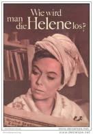 Film Für Sie Progress-Filmprogramm 46/68 - Wie Wird Man Die Helene Los? - Film & TV