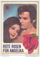 Film Für Sie Progress-Filmprogramm 53/68 - Rote Rosen Für Angelika - Film & TV