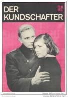 Film Für Sie Progress-Filmprogramm 74/68 - Der Kundschafter - Film & TV