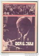 Film Für Sie Progress-Filmprogramm 89/68 - Der 6. Juli - Film & TV