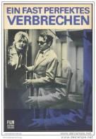 Film Für Sie Progress-Filmprogramm 103/68 - Ein Fast Perfektes Verbrechen - Film & TV