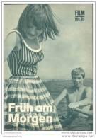 Film Für Sie Progress-Filmprogramm 1/67 - Früh Am Morgen - Film & TV