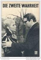 Film Für Sie Progress-Filmprogramm 101/67 - Die Zweite Wahrheit - Film & TV