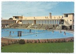 CPSM BRUAY EN ARTOIS, LA PISCINE, PAS DE CALAIS 62 - France