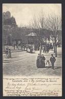 1903 LAROCHETTE PLACE DU MARCHE TROISVIERGES AMBULANT  LA ROCHETTE  LUXEMBOURG LUXEMBURG Pour Facteur DIEKIRCH POSTE - Larochette