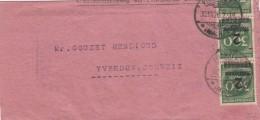 Deutsches Reich Streifband 1920 INFLA - Duitsland