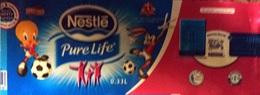 Egypte Étiquette D'eau Minérale 0.33 L NESTLE (water Label) - Etiquetas