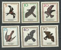 Germany DDR 1965 Year MNH(**) Mi.# 1147-52 - [6] Democratic Republic
