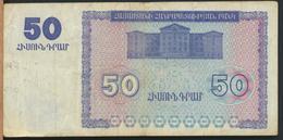°°° ARMENIA - 50 DRAM 1993 °°° - Arménie