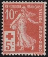 France   .   Yvert       .    147       .        *    .       Neuf Avec Charniere - France
