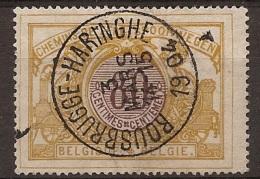 AAFE-871    OCB Spoor 39  ROUSBRUGGE-HARINGHE - 1895-1913