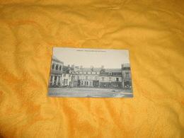 CARTE POSTALE ANCIENNE CIRCULEE DE 1915. / LONGUE.- PLACE DU MARCHE AUX VEAUX. / CACHET. - Other Municipalities