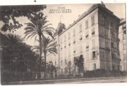 ***  06  ***  NICE  Grand Hotel Des Palmiers - écrite TTB - Cafés, Hotels, Restaurants