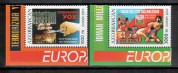 Aserbaidschan / Azerbaijan / Azerbaidjan 2003 Satz/set EUROPA ** - Europa-CEPT