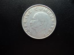 TURQUIE : 25 LIRA   1985    KM 975     TTB - Turquie