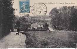 77 . Seine Et Marne .  Combs La Ville . Vue De Vaux La Reine . - Combs La Ville