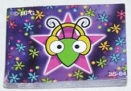 K154 / Kinder Série Grillons Pops Star / Livret / Ref : 2S-64 - Kinder & Diddl