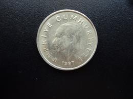 TURQUIE : 50 BIN LIRA    1997  Tranche A *     KM 1056      TTB - Turquie