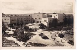 JERUSALEM. BUILLDINGS OF THE JEWISH AGENCY. CIRCA 1955. PHALPHOT. ISRAEL- BLEUP - Israël