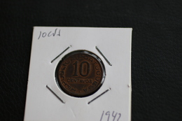 IVO MOÇAMBIQUE 10 CENTAVOS 1942  PORTUGAL COIN - Mozambique