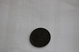 IVO MOÇAMBIQUE 50 CENTAVOS 1945  PORTUGAL COIN - Mozambique