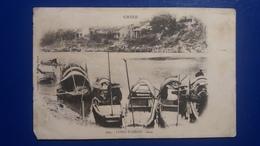 CHINE LONG TCHEOU BACS  TAMPON TONKIN MONGTZE 1903 - Chine