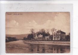 TEREZIN. PARTIE NAD OHRI. A KRAUS. CIRCULEE  CIRCA 1919. CHECOSLOVAQUIA- BLEUP - Postales