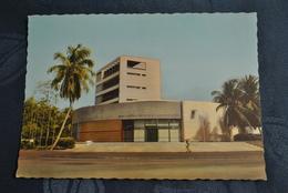 Afrique Republique Du Dahomey Cotonou La Banque Centrale - Dahomey