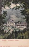 KARLSBAD. BLICK NACH CAE KAISERPARK. BRUCK & SOHN. CIRCA 1910's. CHECOSLOVAQUIA- BLEUP - Postkaarten