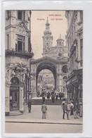 KARLSBAD. EINGANG ZUM SPRUDEL. HERMAN SEIBT. CIRCA 1920's. CHECOSLOVAQUIA- BLEUP - Postkaarten