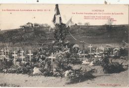 ***  54  ***  LUNEVILLE  Les Tombes Françaises - Neuve TTB - Luneville