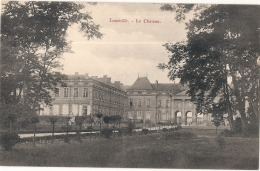 ***  54  ***  LUNEVILLE Le Château TTB Neuve - Luneville