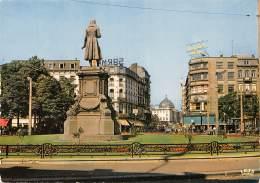 CPM - LIEGE - Place De La République Française Et Statue De Gretry - Liège