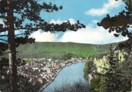 CPM - LUSTIN - Panorama De Profondeville Et Des Rochers De Frênes - Profondeville