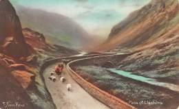 Pass Of LLANBERIS - Wales
