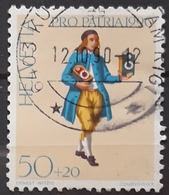SUIZA 1990 Pro Patria- The 700th Anniversary Of The Art And Culture. USADO - USED. - Suiza
