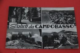 Campobasso Vedutine Con Viale Ugo Petrella - Unclassified