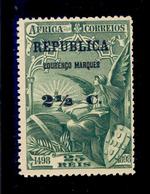 ! ! Lourenco Marques - 1913 Vasco Gama On Africa 2 1/2 C - Af. 96 - MH - Lourenco Marques
