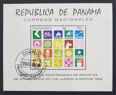 Republica De Panama 1968 , Correos Nacionales - Panama