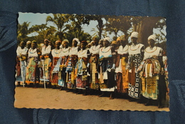 Afrique Republique Du Dahomey Abomey Danse Rite Du Fetiche Linsouhoue - Dahomey
