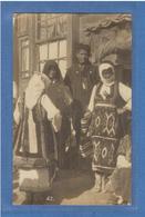 8430 Types In National Clothes Balkans ? Romania ? Original Photo Pc - Europe