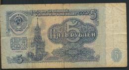 °°° RUSSIA 5 RUBLE 1961 °°° - Russia