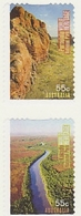Australia ASC 2790b 2010 Australian World Heritage Sites Pair P&S MNH - 2010-... Elizabeth II