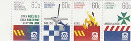 Australia ASC 2809-2813 2010 Emergency Services Set MNH - 2010-... Elizabeth II