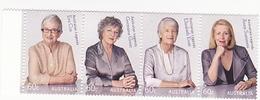 Australia ASC 2858-2861 2011 Advancing Equality Set MNH - 2010-... Elizabeth II