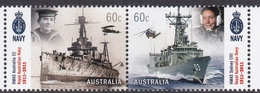 Australia ASC 2896-2897 2011 Royal Australian Navy, Mint Never Hinged - 2010-... Elizabeth II