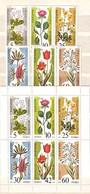 1989  Plants FLOWERS  (Fleurs)   6v. + S/M -MNH - Zonder Classificatie